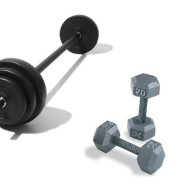 Dumbells / Barbells
