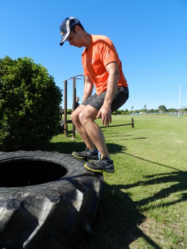 Spartan Challenge Sat – 23 Nov